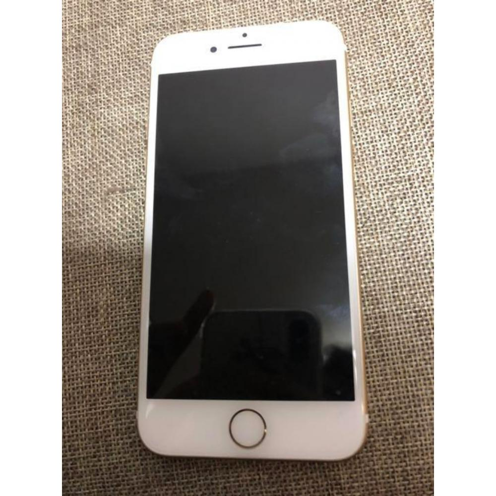 iPhone 7 Gold 128 GB au 1