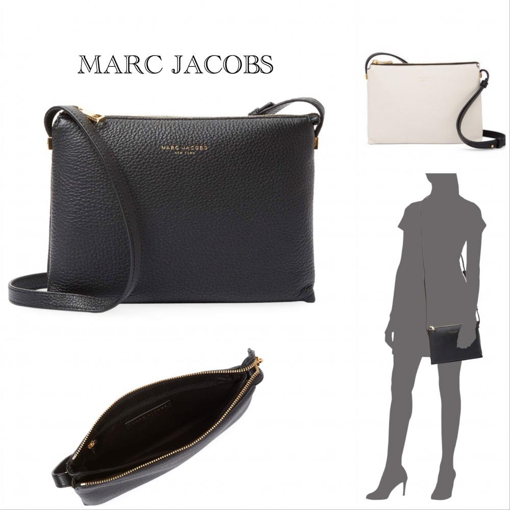 【Marc Jacobs】Leather Crossbody 1