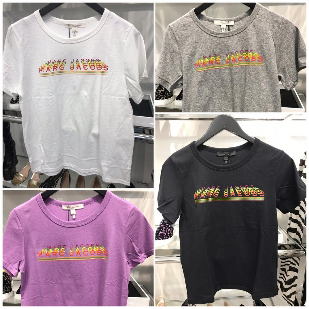 【Marc Jacobs】M4006731 ロゴTシャツ 1