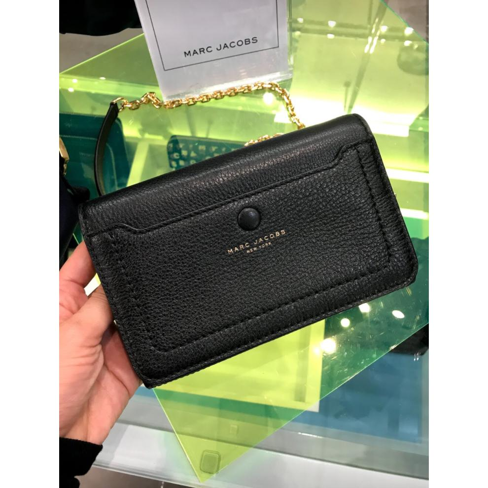 【Marc Jacobs】M0014437 Chain Wallet クロスボディ 1