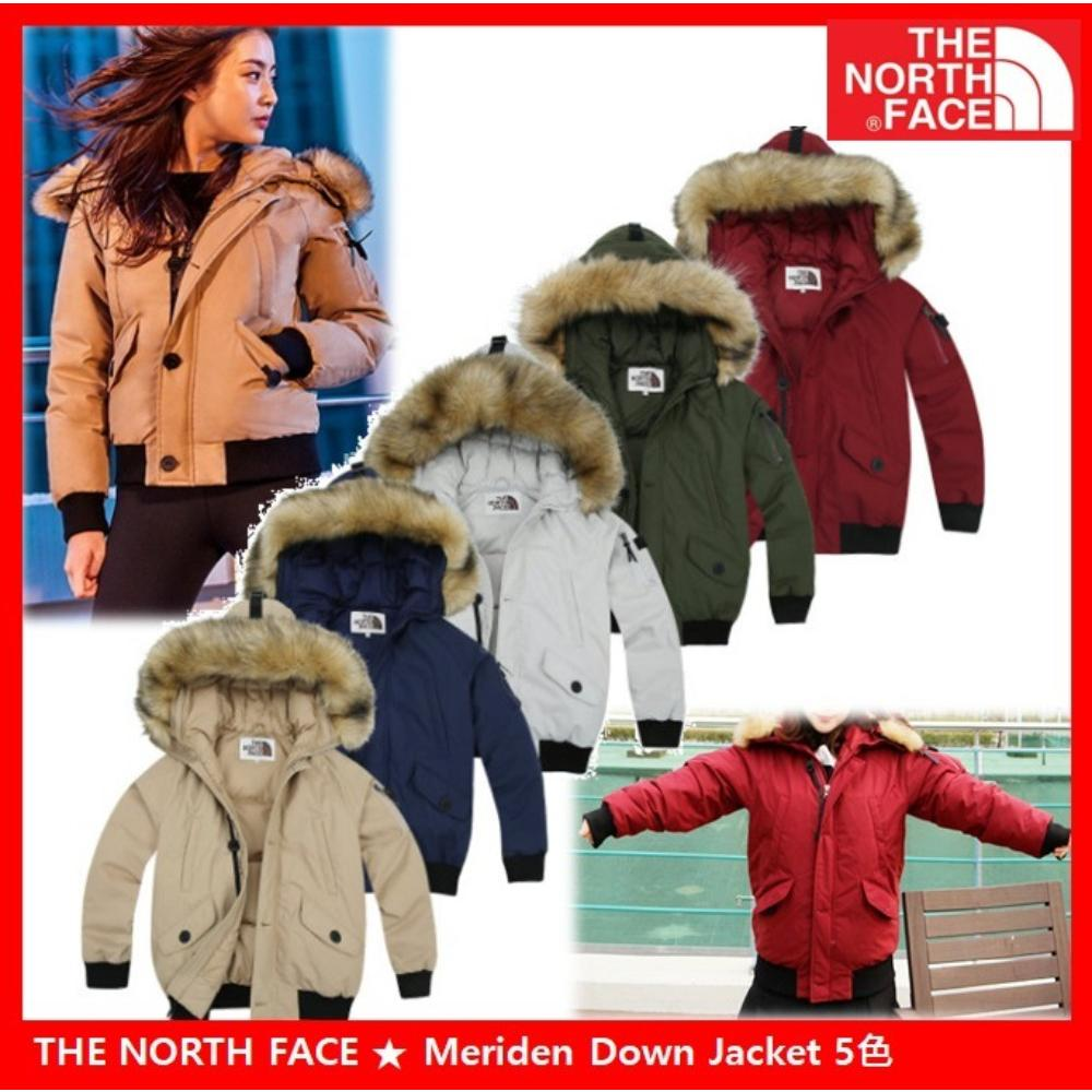 THE NORTH FACE W 'S MERIDEN DOWN JACKET パーカー☆5色 1