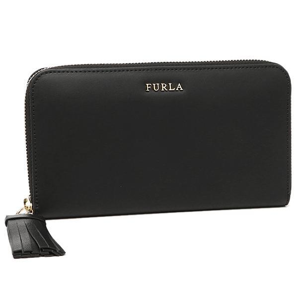 フルラ FURLA EMMA XL ZIP AROUND 長財布 ONYX 1