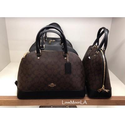 コーチ COACH シグネチャー SIGNATURE SIERRA SATCHEL 2way F37233 バッグ 1