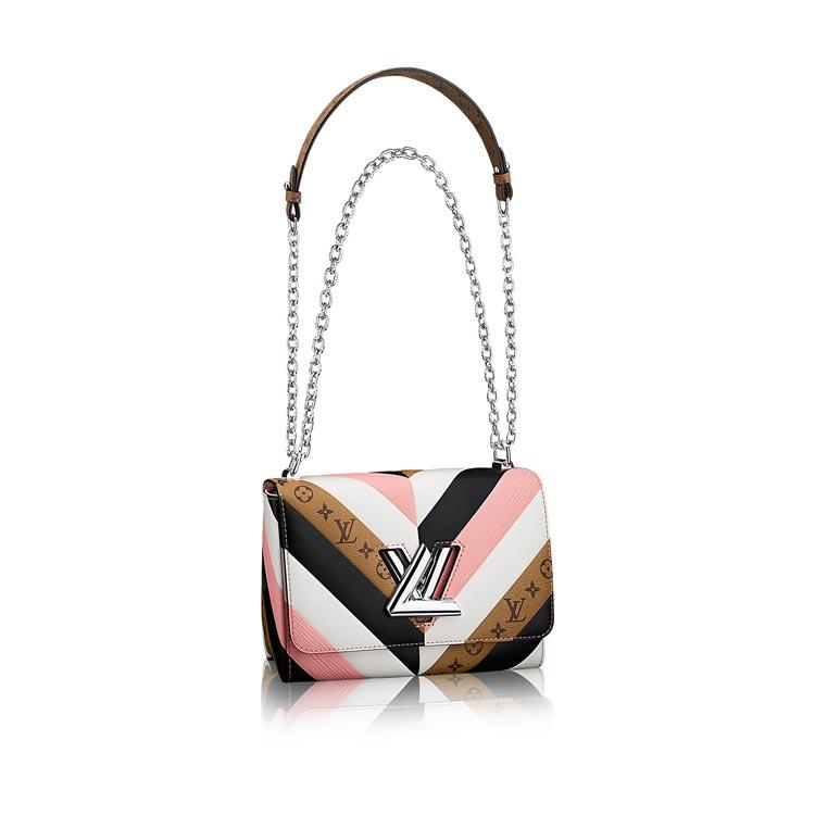 LOUIS VUITTON ハンドバッグ TWIST MM EPI M54723 1