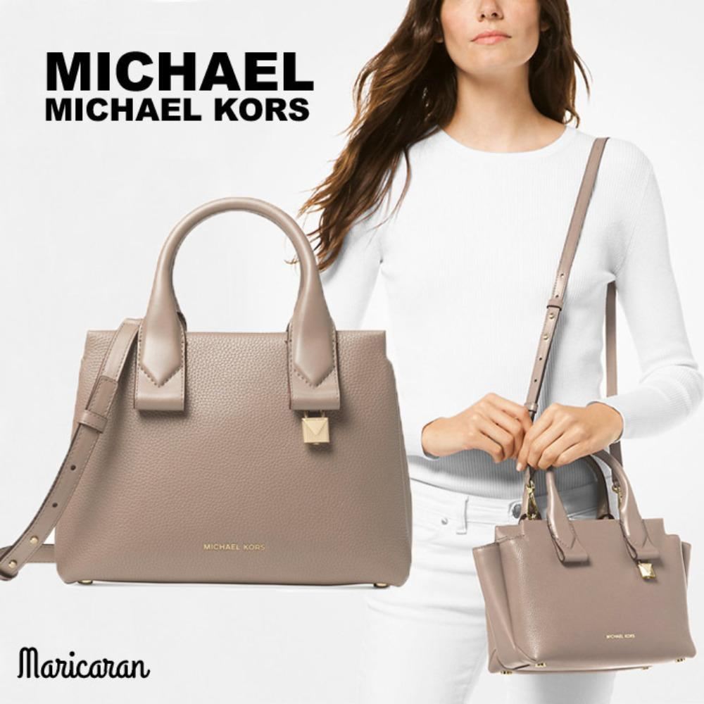 マイケルコース Michael Kors Rollins Small Satchel 1