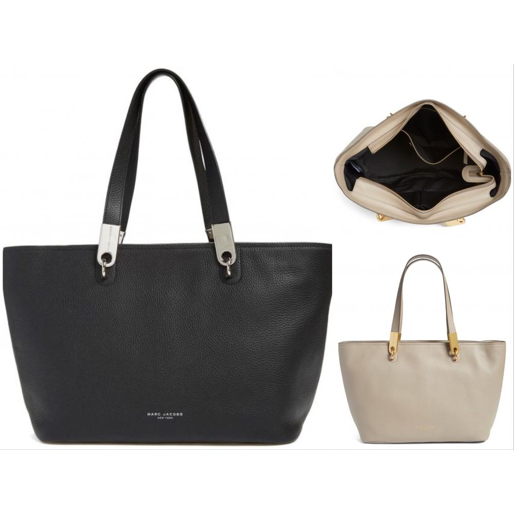 【Marc Jacobs】M0009064 Leatherトート 2カラー 1