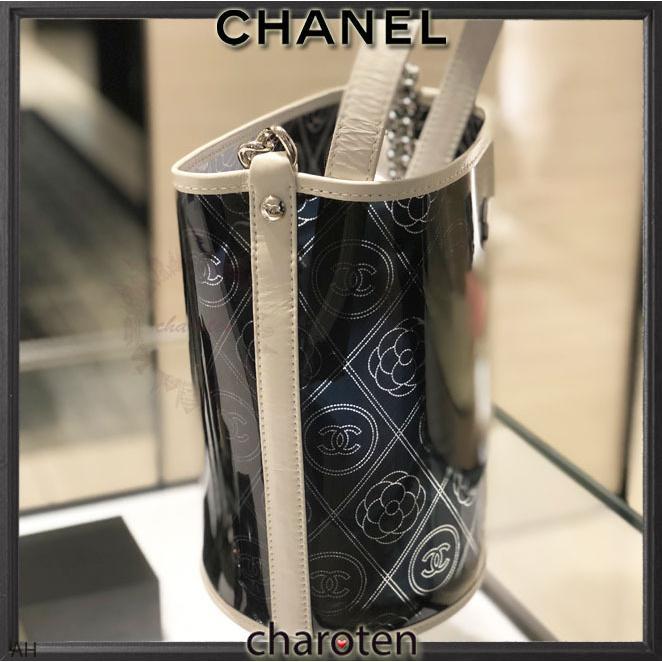c374fa91fa32 ... シャネル CHANEL 超可愛クリア素材 最新限定バスケットバッグL ショルダーバッグ ポシェット 3 ...