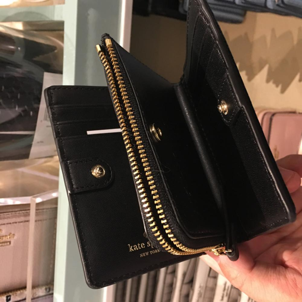 f75c53f0b202 ... ケイトスペード レザー 折畳み 財布 kate spade patterson drive small shawn WLRU5294 6