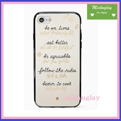 【kate spade】10月発表★resolutions iPhone7/8 case★ 1