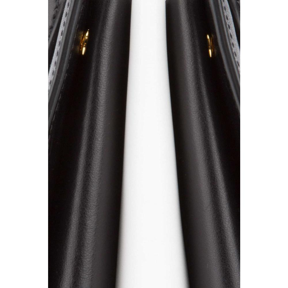 1a02b01c0cab ... プラダ ビブリオテーク バッグ ハンド ショルダーバッグ ホワイト PRADA Bibliothèque Bag Saffiano  leather 6