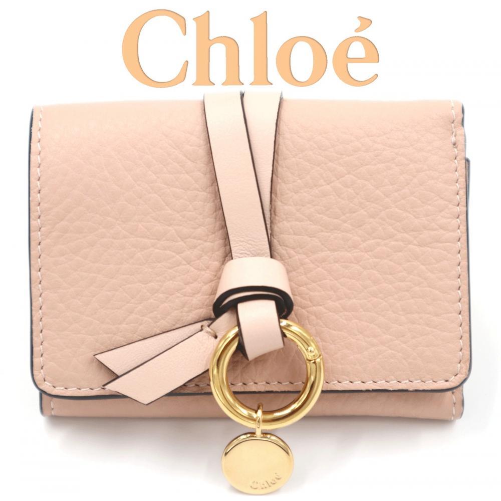 best website 0753d 2a5ed Chloe クロエ ミニウォレット