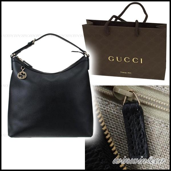 GUCCI グッチ SALE【国内発送】GGチャーム A4が入るホーボーバッグ 1