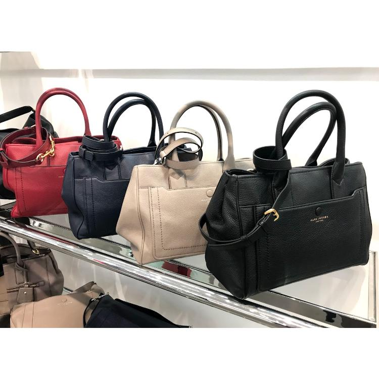 【Marc Jacobs】M0013044 Empire City Leather Tote 2WAY 1