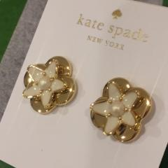 【kate spade】上品&華やか★window seat bouquet ピアス★ 2