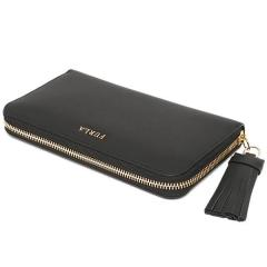 フルラ FURLA EMMA XL ZIP AROUND 長財布 ONYX 7