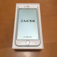 Apple iPhone 6 Silver 64 GB SIMフリー