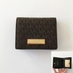 【Michael Kors】即発!JET SET ITEM FLAP CARD HOLDER☆