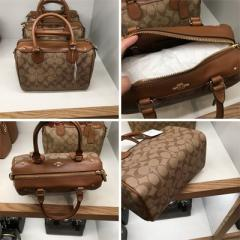 【COACH】人気・定番カラー☆MINI BENNETT SATCHEL 2way☆ 3