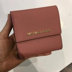 【Michael Kors】新作☆SMALL CARD CASE CARYALL 三つ折り財布 4
