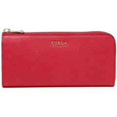 フルラ FURLA バビロン BABYLON XL ZIP AROUND L 長財布 RUBY 赤  5