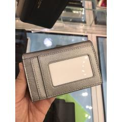 【Marc Jacobs】Leather Compact wallet ミニ財布 3