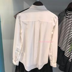 【kate spade】嬉しい再販★美シルエット bow tie blouse★ 5