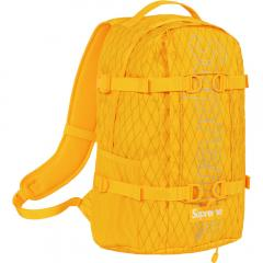 Supreme シュプリーム バックパック イエロー Supreme Backpack Yellow