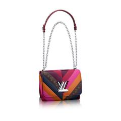 LOUIS VUITTON ハンドバッグ TWIST MM EPI M54724