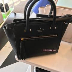 【kate spade】新サイズ登場★可愛いタッセル付♪ small allyn★ 4
