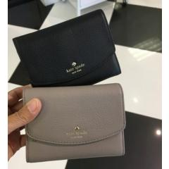 【kate spade】新作 コンパクト larchmont avenue joy 三つ折財布