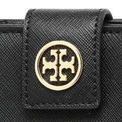 トリーバーチ TORY BURCH ROBINSON FRENCH FOLD WALLET 二つ折りBLACK  6