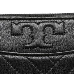 トリーバーチ TORY BURCH ALEXA ZIP CONTINENTAL WALLET 長財布 BLACK  6