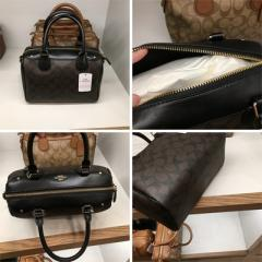 【COACH】人気・定番カラー☆MINI BENNETT SATCHEL 2way☆ 7