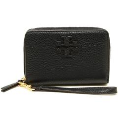トリーバーチ TORY BURCH MCGRAW BI-FOLD WALLET 二つ折りBLACK 黒  5