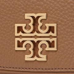 トリーバーチ TORY BURCH BRITTEN DUO ENVELOPE CONTINENTAL 長財布 BARK 茶色 6