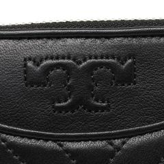 トリーバーチ TORY BURCH ALEXA Medium Zip Wallet 二つ折りBLACK 黒 6