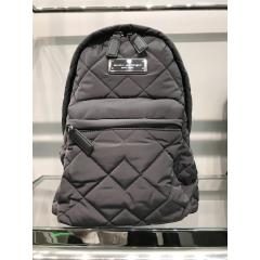 【Marc Jacobs】M0011321 Quilted Backpack Dark Grey 2