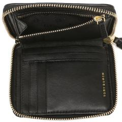 トリーバーチ TORY BURCH ALEXA Medium Zip Wallet 二つ折りBLACK 黒 2