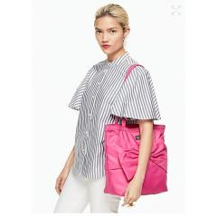 【kate spade】6月発表★on purpose♪リボン nylon tote★ピンク 6