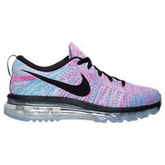 Nike ナイキ NIKE FLYKNIT AIR MAX WOMEN'S BLUE PINK 23-28cm