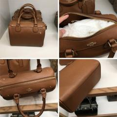 【COACH】人気・定番カラー☆MINI BENNETT SATCHEL 2way☆ 5