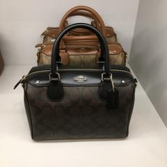 【COACH】人気・定番カラー☆MINI BENNETT SATCHEL 2way☆ 6