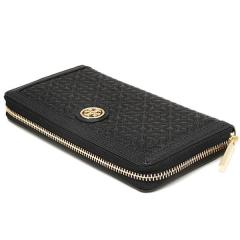 トリーバーチ TORY BURCH BRYANT ZIP CONTINENTAL WALLET 長財布 BLACK  7