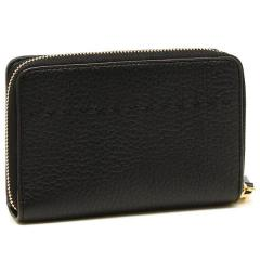 トリーバーチ TORY BURCH MCGRAW BI-FOLD WALLET 二つ折りBLACK 黒  3