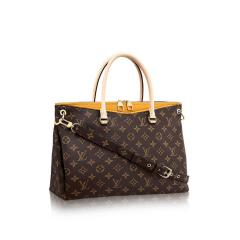 LOUIS VUITTON ハンドバッグ PALLAS MONOGRAM M43424 1