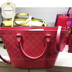 GUCCI グッチ SALE【国内発送】大人気!GG柄エンボストートバッグ 2