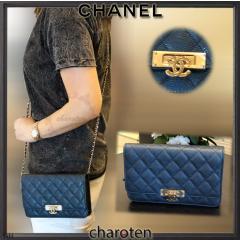 3d466020d301 CHANEL / シャネル CHAIN WALLET (チェーンウォレット) の新作・人気商品 ...
