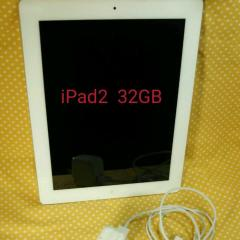 Apple iPad2 32GB 美品