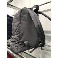 【Marc Jacobs】M0011321 Quilted Backpack Dark Grey 4