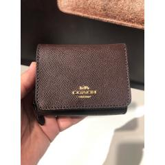 COACH SM TRIFOLD WALLET コーチ 三つ折り財布 F37968 2